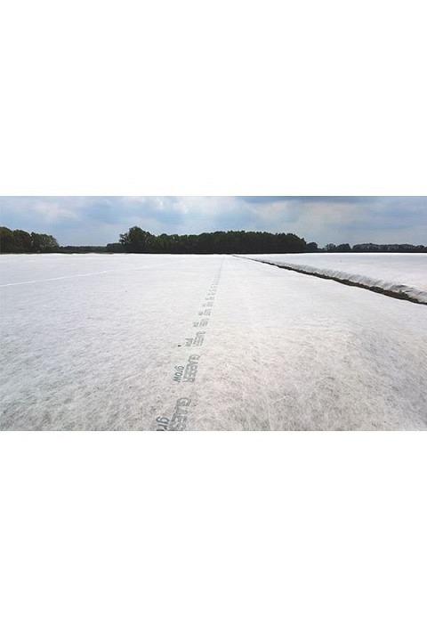 GLAESERgrow Vlies, weiss, 17 g/m²