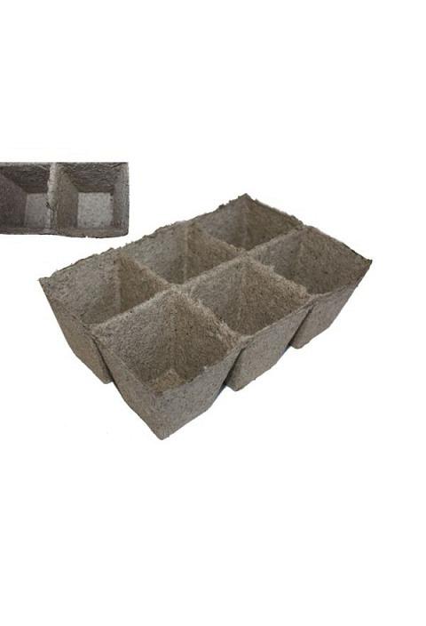 Jiffy-Strips 8 x 8 cm