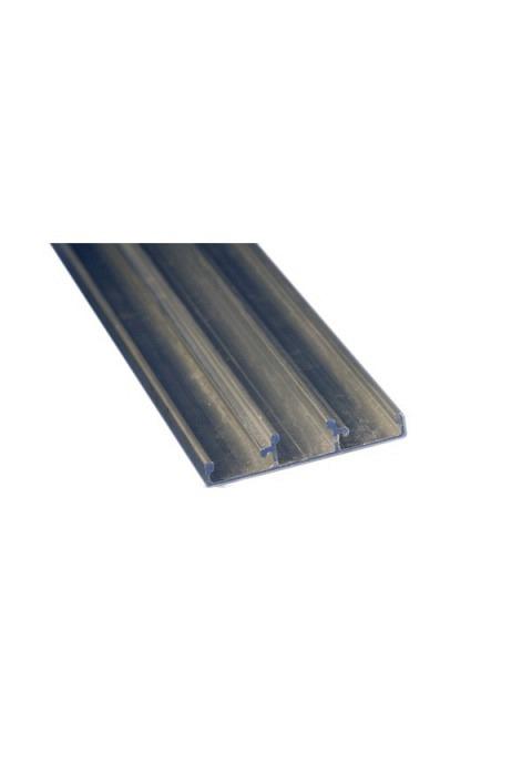 Alu-Profil Filclair 3-fach, 4.00m lang,