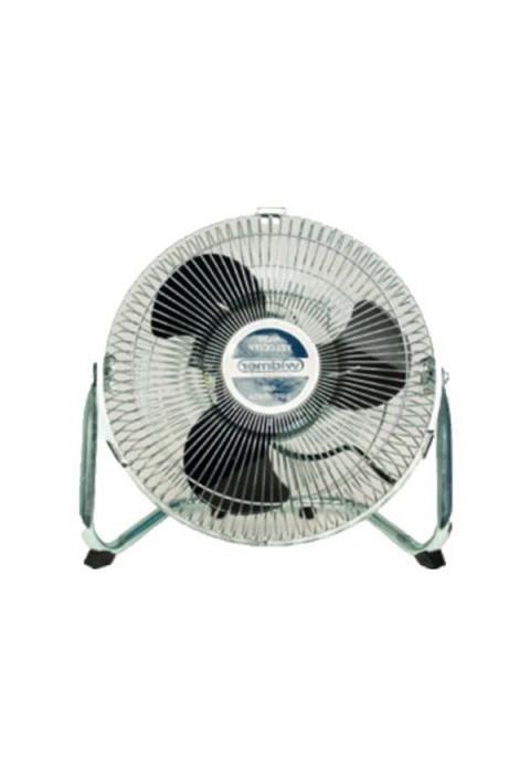 Ventilateur industriel V9 chromé
