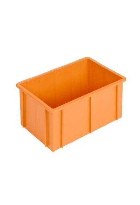 WEZ Erntekiste 33.6 Liter, orange, Pal. à 30 Stk.