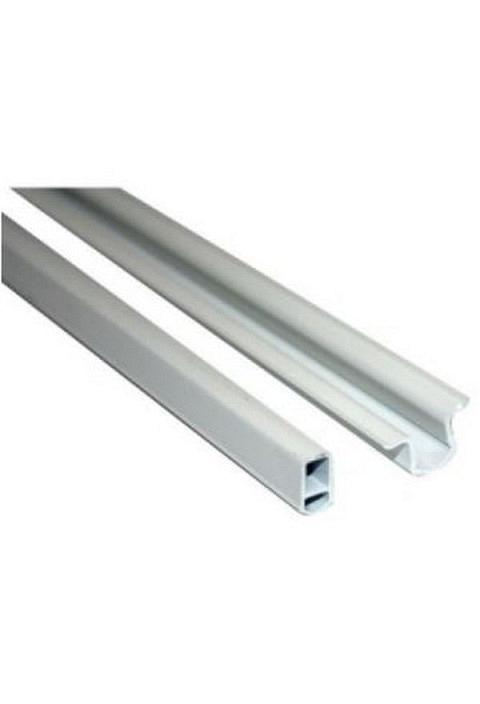 Klippeinlage PVC zu Richel-Klemmprofil