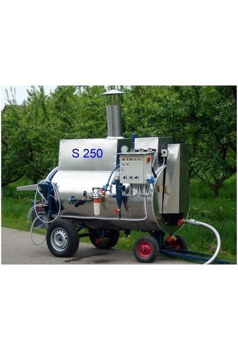 Dampfkessel S 250 - 300 kg/h