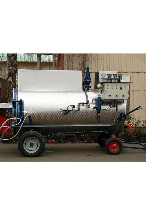 Dampfkessel S 750 - 800 kg/h
