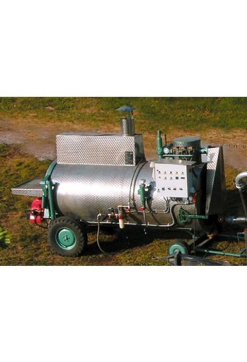 Dampfkessel S 950 - 1000 kg/h